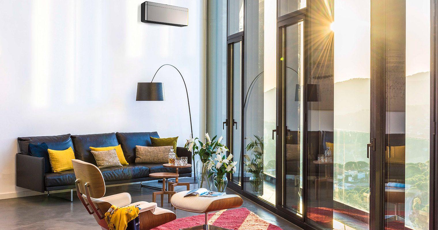 Klimatizácia Daikin Stylish - KLIMA House Humenné a Michalovce